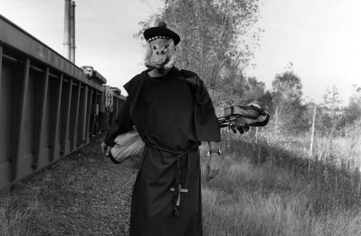 Pierre Gauvin, un moine moderne (2008)